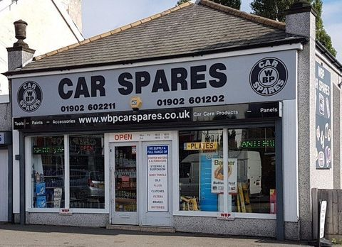 Car Parts Willenhall